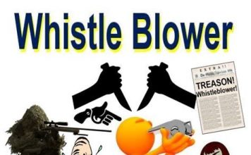 Whistle Blower - Killing the Messenger