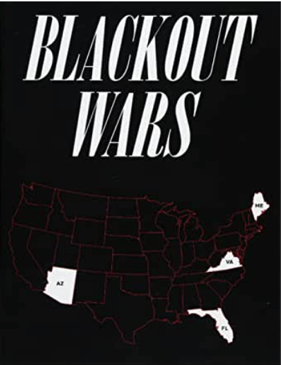 Blackout Wars by Dr. Peter Pry