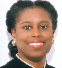 Six Term Congresswomen Cynthia McKinney