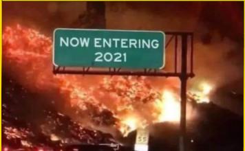 Leaving 2020