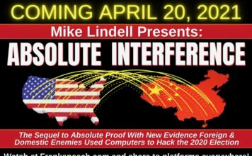 Absolute Interference by Mike Lindell