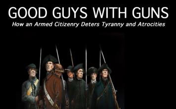 Good Guys With Guns - James Jaeger