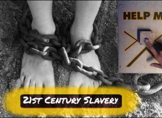 21st century human trafficking