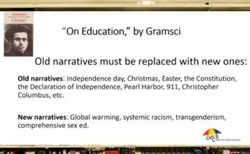 Woke Education