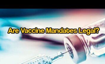 Are Vaccine Mandates Legal?